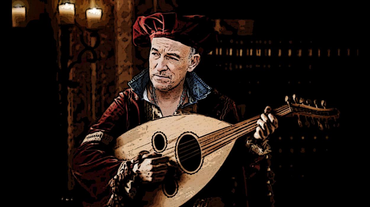 Bruce Springsteen, Renaissance Poet