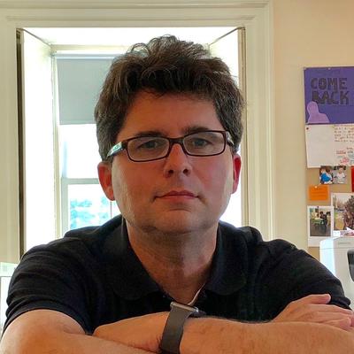 Jeff Barnosky
